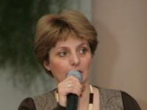 Ceea ce s-a anunţat a fi dezbatere s-a transformat într-un monolog al secretarului de stat Zvetlana Preoteasa