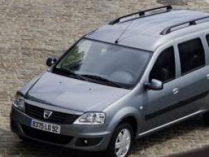 Dacia Logan MCV Facelift 2009