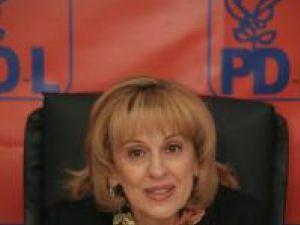 """Sanda - Maria Ardeleanu: """"A fost membru ApR, după care a trecut la PC, acum mai nou este membru PNL"""""""