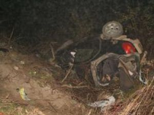 Asa arata masina dupa accident