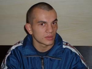 Ionuţ Atodiresei a făcut spectacol în ring
