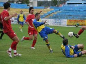 Sucevenii au muncit de pomană în meciul cu Prefab de la începutul acestui campionat