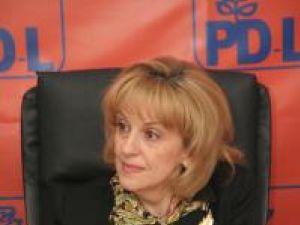 """Sanda-Maria Ardeleanu: """"Electoratul  nostru să fie convins că ceea ce am promis se va realiza, pentru că suntem într-o echipă foarte puternică"""""""