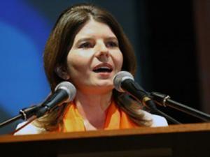 Monica Iacob Ridzi, prima femeie în fruntea sportului românesc