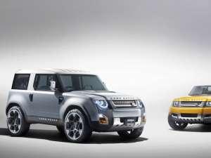 Land Rover dezvăluie conceptele DC100 și DC100 Sport