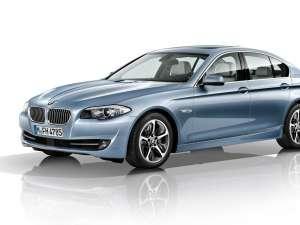 BMW dezvăluie noul ActiveHybrid 5