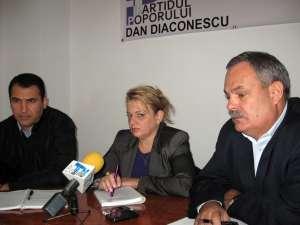 Membrii PP-DD Suceava s-au întâlnit cu preşedintele partidului, Simona Man