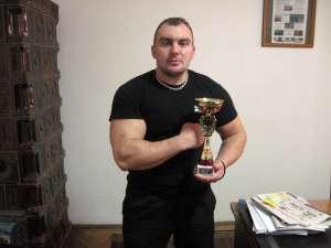 Adrian Cătălin Pîslariu a avut un parcurs aproape perfect la concursul din Italia