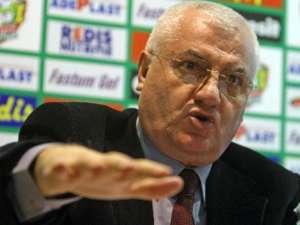 Mitică Dragomir, tot mai încolţit cu golăniile făcute în fotbalul românesc