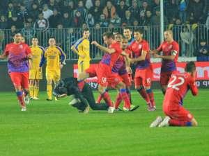 Violenţele de la meciul Petrolul - Steaua au depăşit orice imaginaţie