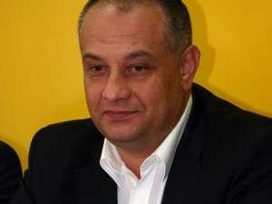 Preşedintele Organizaţiei Judeţene a PNL Suceava, Alexandru Băişanu
