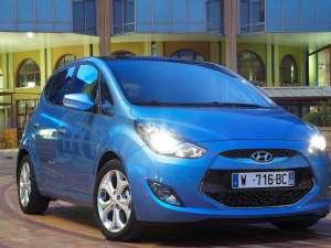Hyundai intră în segmentul MPV cu noul ix20