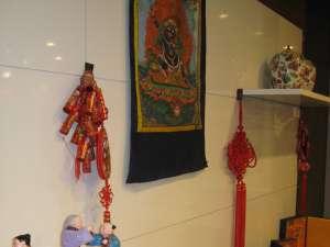 """Exponate prezentate în expoziţia """"Festivaluri şi Tradiţii Chinezeşti"""""""