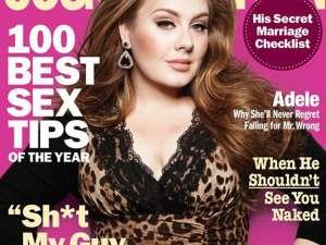 Cântăreaţa britanică Adele