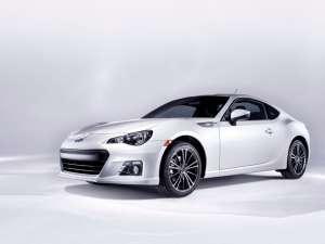 Subaru dezvăluie noul coupe BRZ