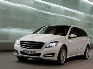 Mercedes R-Klasse Facelift revitalizează imaginea unui model luxos