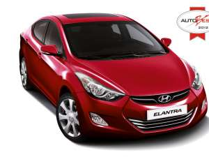 Hyundai Elantra primește premiul Autobest 2012