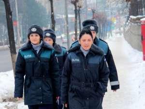 La nivelul IPJ Suceava îşi desfăşoară activitatea un număr total de 198 de femei