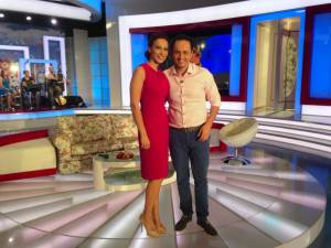 """Iulia Vântur, primul interviu de la revenirea sa în ţară: """"Nu sunt iubita lui Salman Khan"""""""