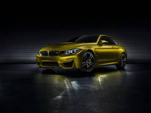 BMW dezvăluie conceptul sportiv M4 Coupe