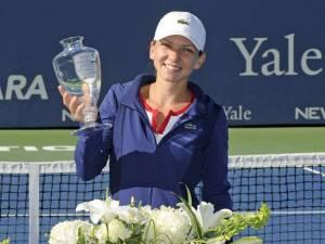 După victoria de la New Haven, Simona Halep a ajuns în primele 20 de jucătoare ale lumii