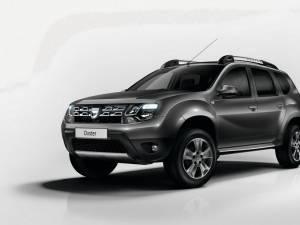 Dacia publică primele imagini cu Duster Facelift