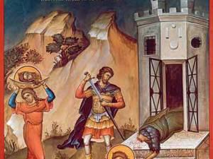 Astăzi este Sărbătoarea Tăierii capului Sfântului Ioan Botezătorul