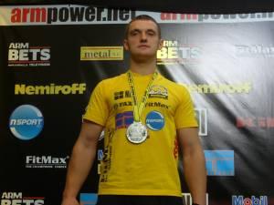Andrei Chipreanov a renunţat la participarea la Mondiale din cauza unei accidentări