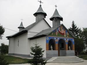 """Biserica """"Naşterea Sfântului Ioan Botezătorul"""" din parohia Stamate 1"""