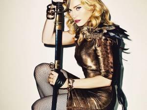 Madonna: Am fost violată la puţin timp după ce m-am mutat în New York