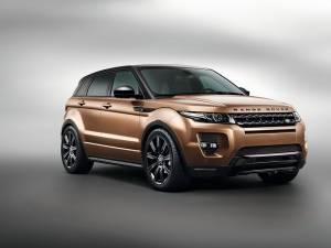 Land Rover lansează versiunea revizuită Evoque