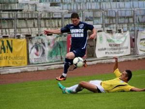 Daniel Bălan a adus prima victorie din acest sezon pentru Rapid CFR Suceava