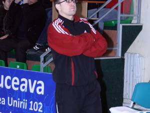 Răzvan Bernicu spune că sucevenii merg la Bucureşti după puncte