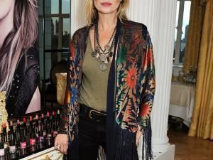 Kate Moss va deveni editor pentru ediţia britanică a revistei Vogue