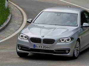BMW îmbunătățește gama Seriei 5