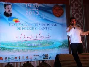 """Ioan Mateiciuc, laureat al Festivalului Internaţional de Poezie şi Cântec """"Dumitru Matcovschi"""""""