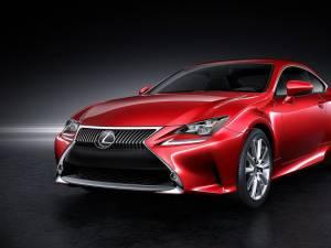 Lexus va dezvălui în ianuarie noul RC-F
