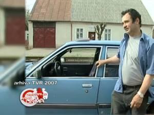 Vasile Lavric a fost arestat preventiv marți seară de Tribunalul București, pentru o presupusă tentativă de omor comisă în urmă cu 14 ani. Foto: TVR1