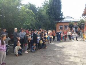 Deschiderea festivă a cursurilor la Palatul Copiilor
