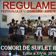 """În lunile februarie şi martie se va desfăşura faza zonală a Festivalului-concurs judeţean de folclor """"Comori de suflet românesc"""""""
