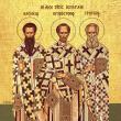 """Sfinţii Trei Ierarhi: """"Suntem ca şi unu înaintea lui Dumnezeu"""""""
