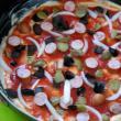 Pizza la tigaie. Foto: delightwithdeyu.blogspot.com