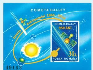 Emisiunea filatelică Istoria Astronomiei