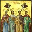 Sfinţii Mucenici de la Niculiţel