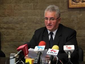 Ion Lungu a reuşit performanţa de a obţine cel de-al patrulea mandat  de primar al Sucevei, cu 41,2% din voturi