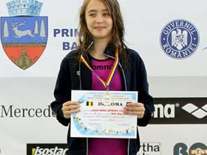 """Suceveanca Daria Lucan a participat pentru a doua oară în programul național """"Camelia Potec. În căutarea viitorilor campioni"""""""