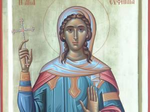 Sfânta Mare Muceniţă Eufimia