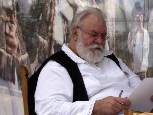 Umoristul bucovinean Constantin Tiron
