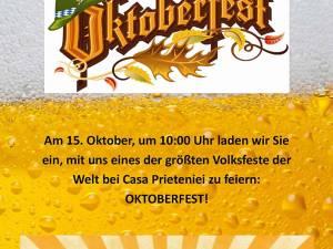 """Oktoberfest"", la Suceava"