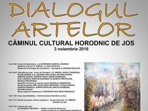 """O nouă ediţie din seria manifestărilor cu genericul """"Dialogul Artelor"""""""